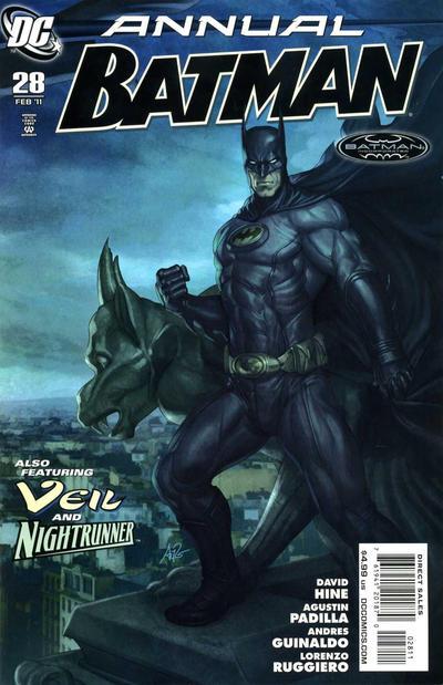 Cover for Batman Annual (DC, 1961 series) #28