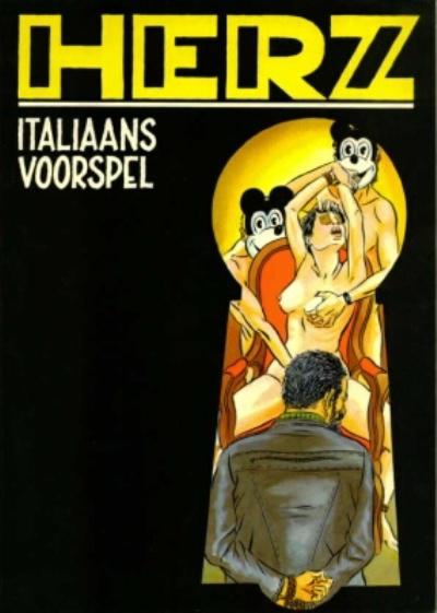 Cover for Zwarte reeks (Sombrero Books, 1986 series) #11