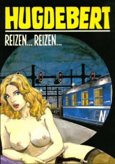 Cover for Zwarte reeks (Sombrero Books, 1986 series) #23