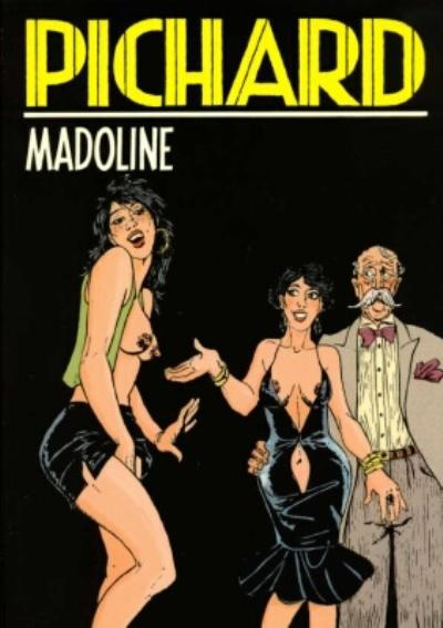 Cover for Zwarte reeks (Sombrero Books, 1986 series) #57
