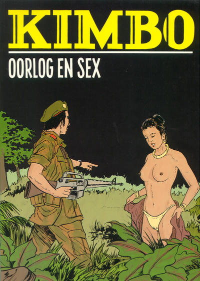 Cover for Zwarte reeks (Sombrero Books, 1986 series) #76
