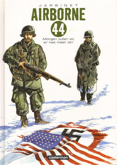 Cover for Airborne 44 (Casterman, 2010 series) #2 - Morgen zullen wij er niet meer zijn