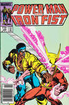 Cover Thumbnail for Power Man and Iron Fist (1981 series) #120 [Canadian newsstand edition]