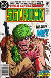 Cover for Sgt. Rock (DC, 1977 series) #380 [Canadian Newsstand]