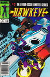 Cover Thumbnail for Hawkeye (1983 series) #2 [Canadian]
