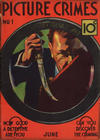 Cover for Picture Crimes (David McKay, 1937 series) #1