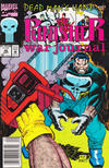 Cover Thumbnail for The Punisher War Journal (1988 series) #46 [Newsstand]