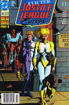 Cover Thumbnail for Justice League Europe (1989 series) #31 [Newsstand]