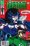 Cover for Green Lantern (DC, 1990 series) #20 [Newsstand]