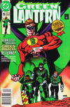 Cover Thumbnail for Green Lantern (1990 series) #19 [Newsstand]