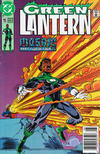 Cover Thumbnail for Green Lantern (1990 series) #15 [Newsstand]