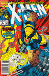 Cover for X-Men (Marvel, 1991 series) #9 [Newsstand Edition]