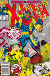 Cover for X-Men (Marvel, 1991 series) #8 [Newsstand]