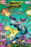 Cover Thumbnail for Ghost Rider and Cable: Servants of the Dead (1992 series)  [Newsstand Edition]