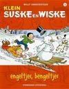 Cover for Klein Suske en Wiske (Standaard Uitgeverij, 2002 series) #1