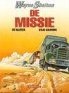 Cover for Wayne Shelton (Dargaud Benelux, 2001 series) #1 - De missie
