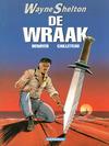 Cover for Wayne Shelton (Dargaud Benelux, 2001 series) #5 - De wraak