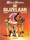 Cover for Wayne Shelton (Dargaud Benelux, 2001 series) #6 - De gijzelaar