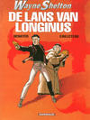 Cover for Wayne Shelton (Dargaud Benelux, 2001 series) #7 - De lans van Longinus