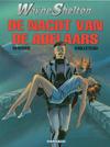 Cover for Wayne Shelton (Dargaud Benelux, 2001 series) #8 - De nacht van de adelaars