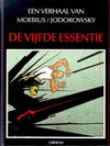 Cover for De vijfde essentie (Oberon, 1988 series) #26