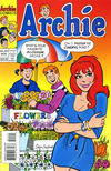 Cover for Archie (Archie, 1959 series) #441 [Direct Edition]