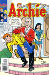 Cover for Archie (Archie, 1959 series) #448 [Direct]