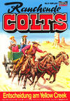 Cover for Rauchende Colts (Bastei Verlag, 1977 series) #3