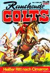 Cover for Rauchende Colts (Bastei Verlag, 1977 series) #7