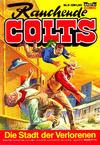 Cover for Rauchende Colts (Bastei Verlag, 1977 series) #6