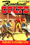 Cover for Rauchende Colts (Bastei Verlag, 1977 series) #13