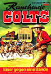 Cover for Rauchende Colts (Bastei Verlag, 1977 series) #16
