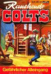 Cover for Rauchende Colts (Bastei Verlag, 1977 series) #22
