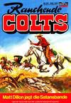 Cover for Rauchende Colts (Bastei Verlag, 1977 series) #23