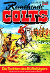 Cover for Rauchende Colts (Bastei Verlag, 1977 series) #25