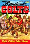 Cover for Rauchende Colts (Bastei Verlag, 1977 series) #29