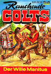 Cover for Rauchende Colts (Bastei Verlag, 1977 series) #29