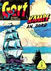 Cover for Gert - Im Kampf mit Piraten (Lehning, 1965 series) #2