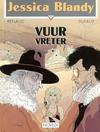 Cover for Jessica Blandy (Novedi, 1987 series) #5 - Vuurvreter
