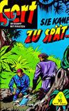 Cover for Gert - Im Kampf mit Piraten (Lehning, 1965 series) #16