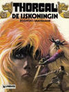 Cover for Thorgal (Le Lombard, 1980 series) #1 - De IJskoningin [Herdruk 1985]