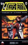 Cover for Tigers of Terra (Antarctic Press, 1993 series) #24