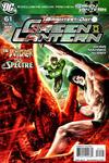 Cover for Green Lantern (DC, 2005 series) #61 [Alex Garner Variant Cover]
