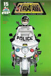 Cover for Tigers of Terra (Antarctic Press, 1993 series) #15