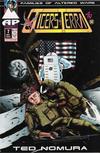 Cover for Tigers of Terra (Antarctic Press, 1993 series) #7