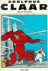 Cover for Adolphus Claar (Magic Strip, 1984 series)