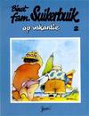 Cover for Fam. Suikerbuik (Yendor, 1983 series) #2 - Op vakantie