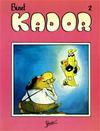 Cover for Kador (Yendor, 1983 series) #2