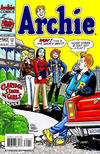 Cover for Archie (Archie, 1959 series) #562
