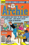 Cover for Archie (Archie, 1959 series) #338